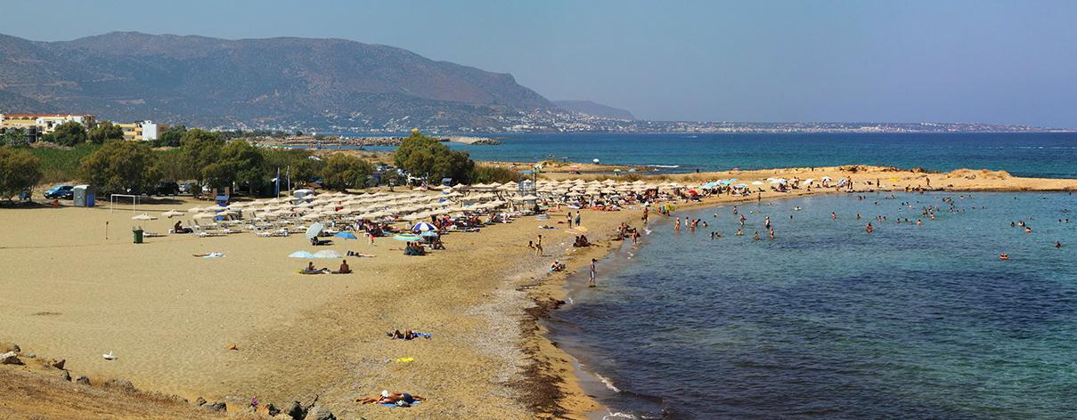 Potamos Beach - Maritimo Beach Hotel Crete