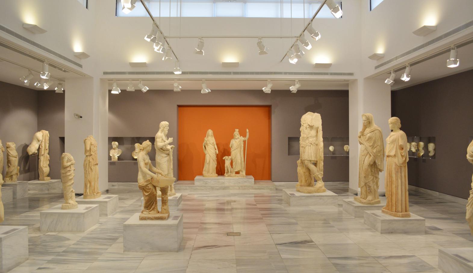 Archaeological Museum - Maritimo Beach Hotel Crete