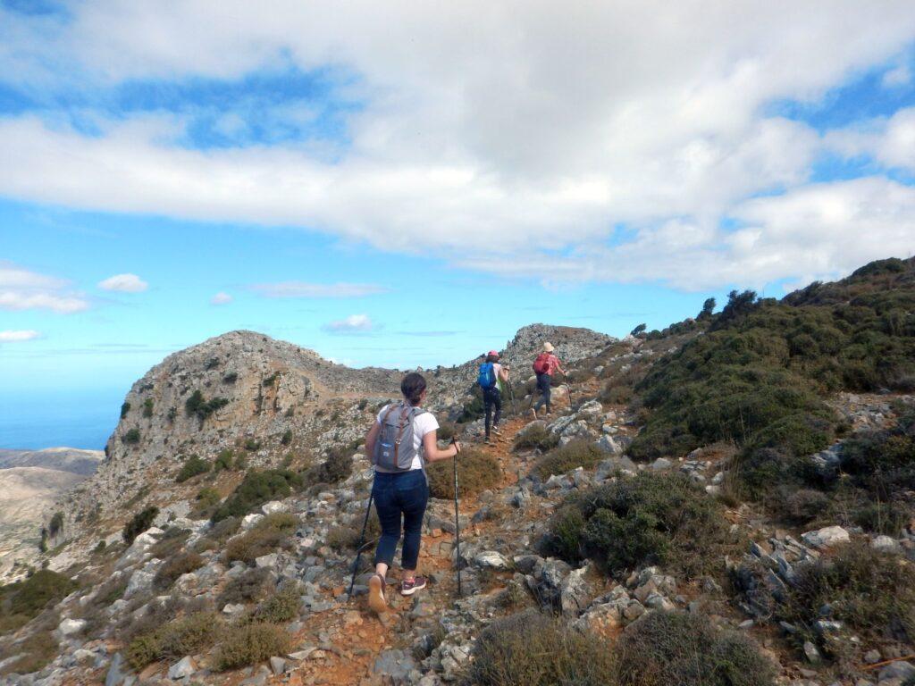 Hiking Mount Karfi